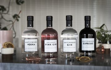Introducing Antipodes Gin Co. Certified Organic, Carbon Neutral & Vegan!