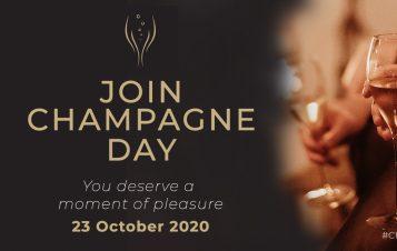 #ChampagneDay 2020!