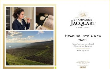 News From Champagne Jacquart's Oenologist – Joëlle Weiss